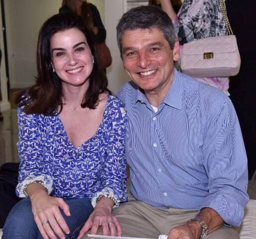 Danielle e Gustavo Tepedino