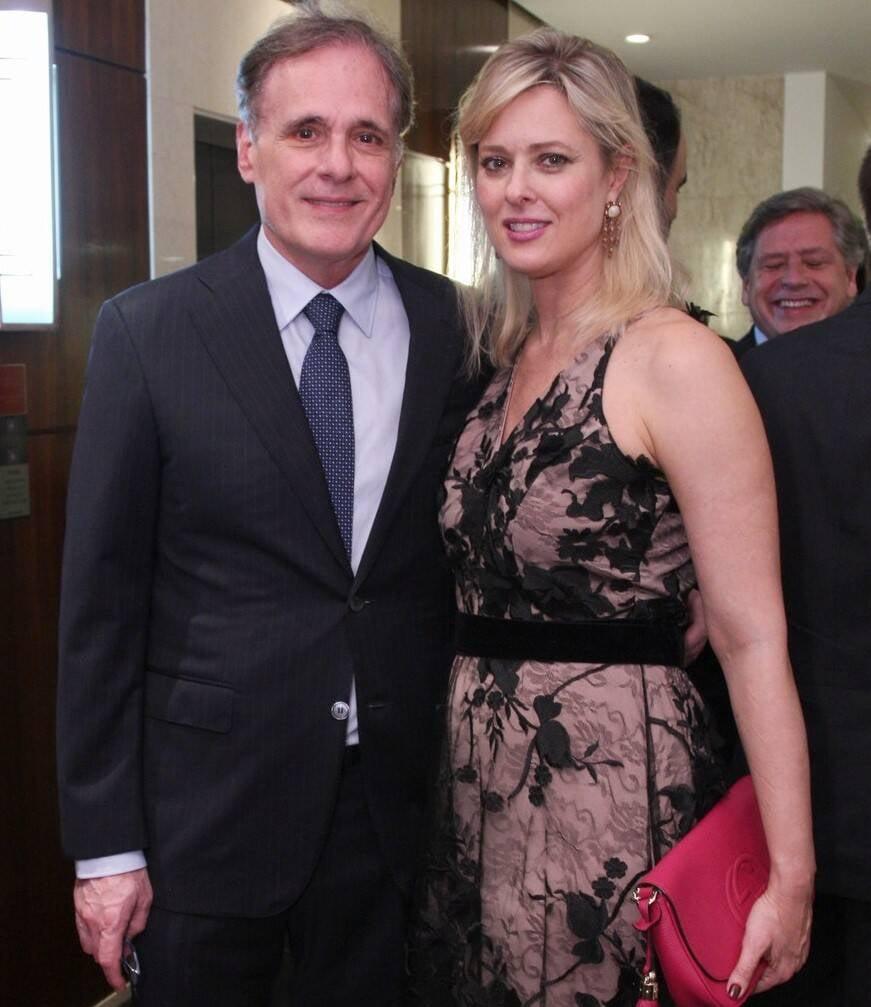Almir Ghiaroni e Georgia Wortmann  /Foto: Vera Donato