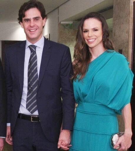 Guilherme Benchimol e Ana Clara Sucolotti  /Foto: Vera Donato