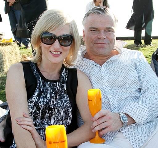 Edna Marcelino e Marcos Rosa