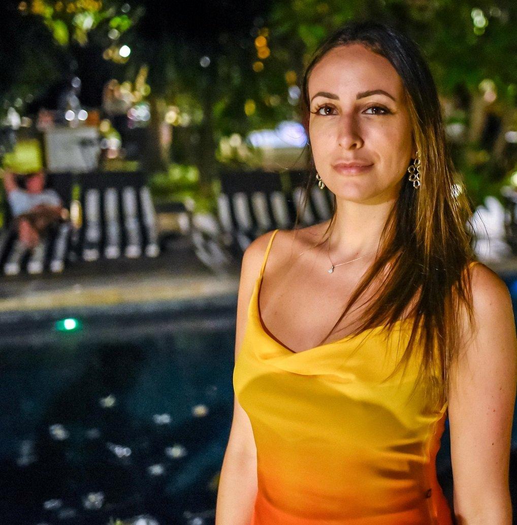 Julia Garcia /Foto: Mariama Prieto