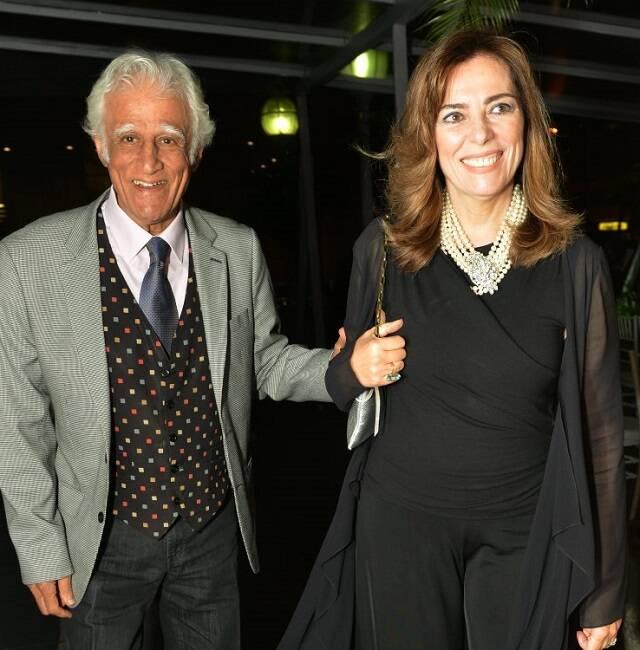 Ziraldo e Marcia Martins