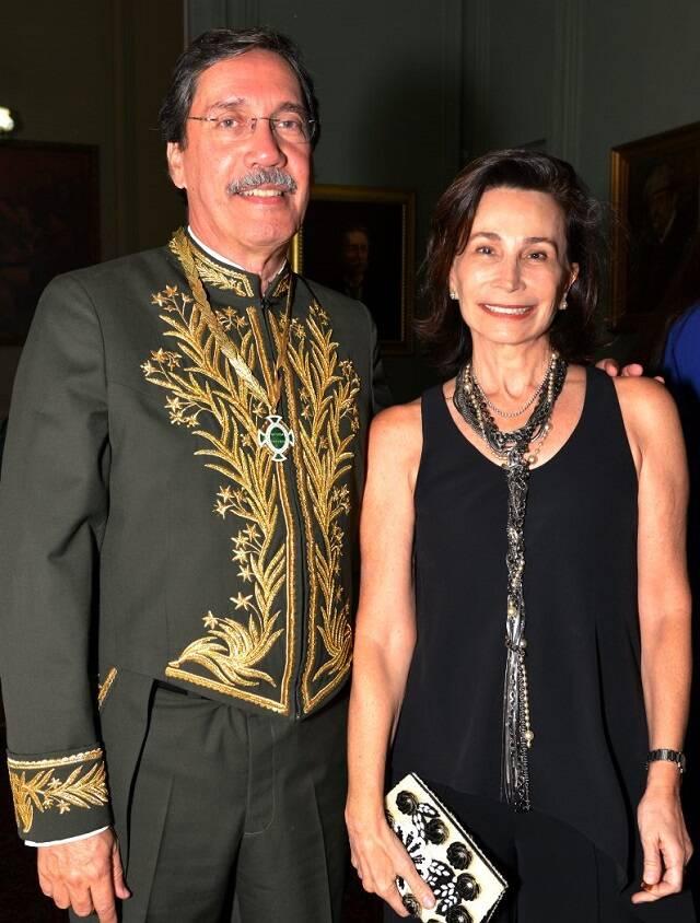 Merval e Elza Pereira