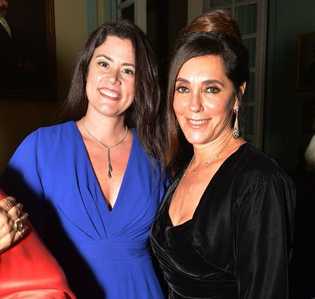 Ana Paula Pedro e Christiane Torloni