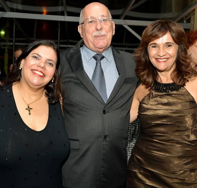Stella Caymmi, Silviano Santiago e Rejane Guerra