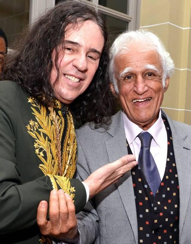 Geraldinho Carneiro e Ziraldo