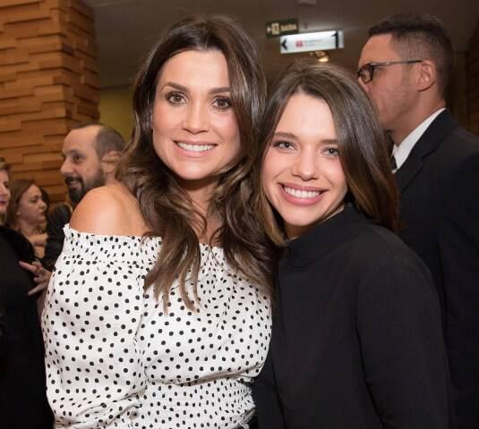 Flavia Alessandra e Bruna Linzmeyer