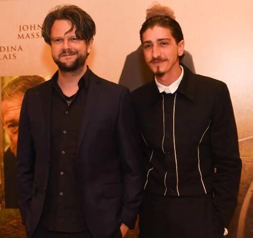 Selton Mello e Johnny Massaro