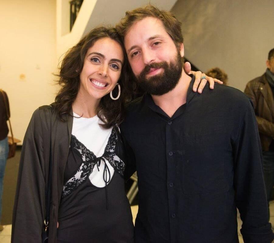 Giovanna Nader e Gregório Duvivier /Foto: Divulgação