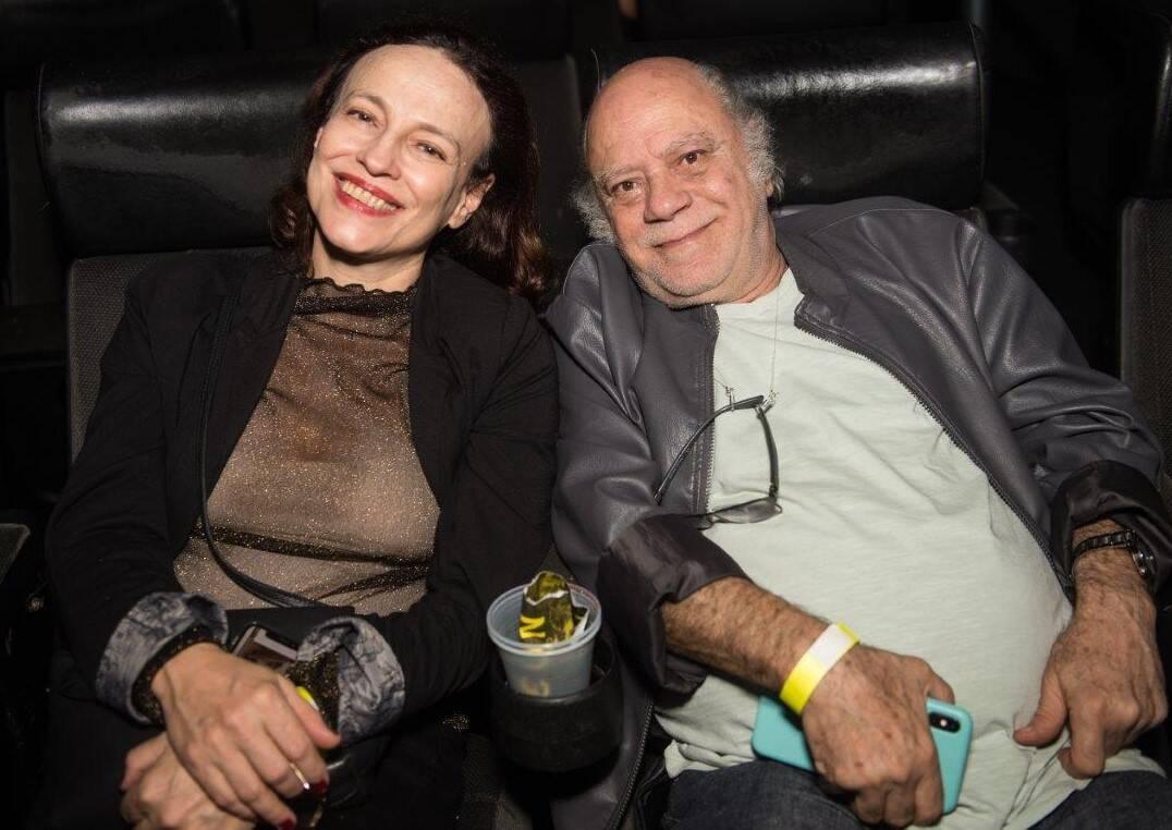 Marcia Salomon e Tonico Pereira /Foto: Divulgação