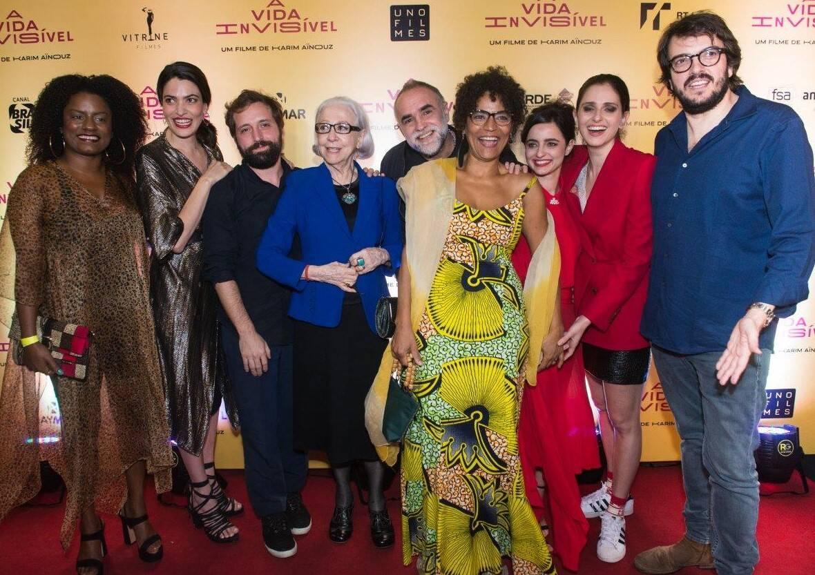 O elenco do longa /Foto: Divulgação
