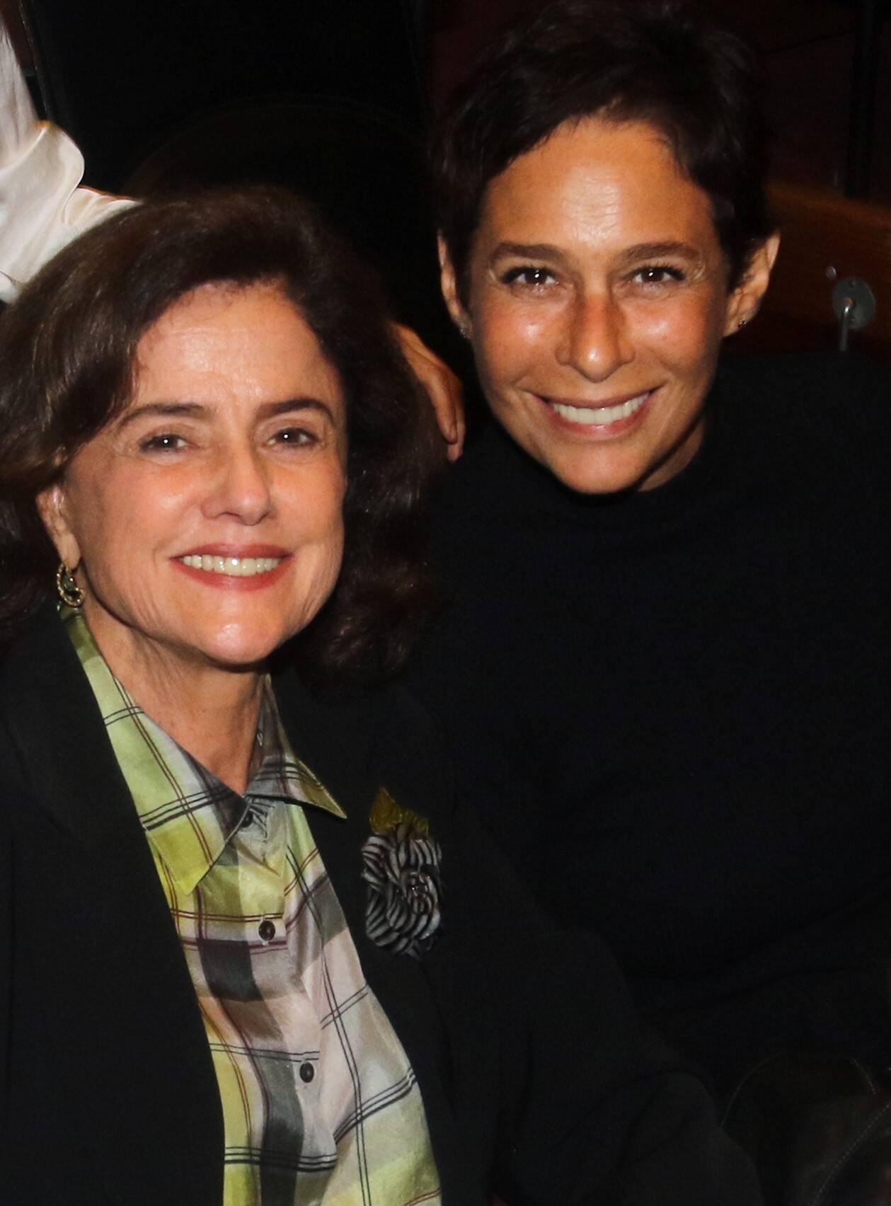 Marieta Severo e Andréa Beltrão  /Foto: Eny Miranda/ Cia da Foto