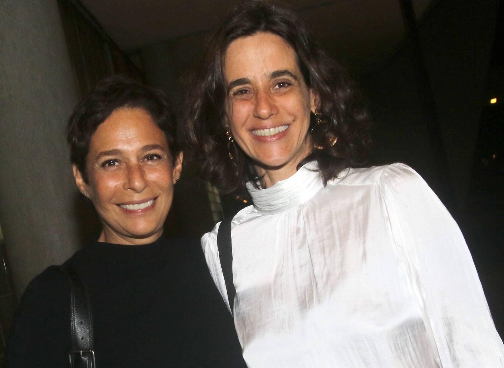 Andréa Beltrão e Mariana Lima  /Foto: Eny Miranda/ Cia da Foto