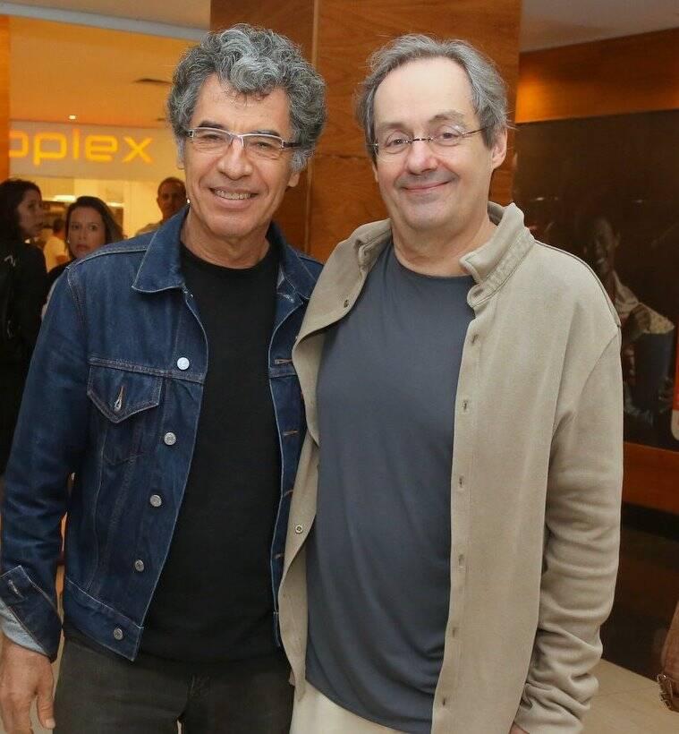 Paulo Betti e Daniel Dantas