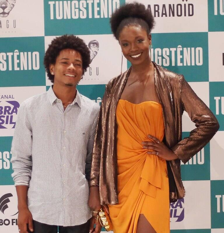 Wesley Guimarães e Samira Carvalho