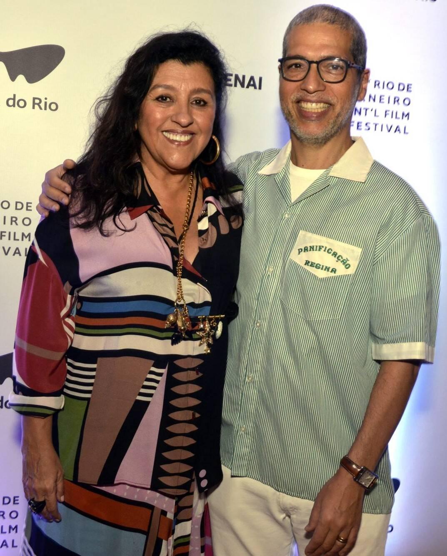 Regina Casé e Estevão Ciavtta /Foto: Cristina Granato