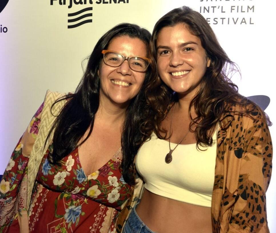 Adriana Barsotti com a filha, Maria Clara /Foto: Cristina Granato