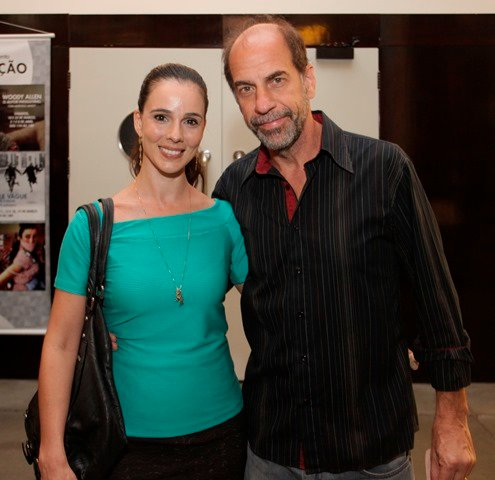 Miriam Freeland e Roberto Bomtempo