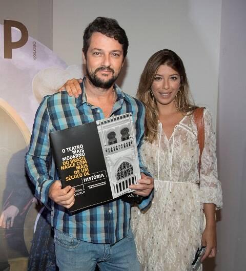 Marcelo e Roberta Serrado