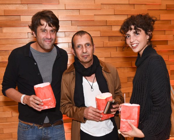 Leo Botto, Ancar e Raphaela Barcalla