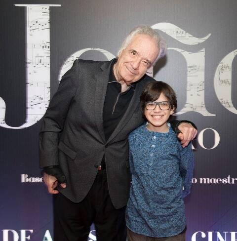 João Carlos Martins e Davi Campolongo