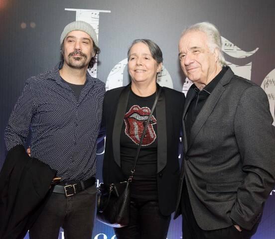 Mauro Lima, Paula Barreto e João Carlos Martins