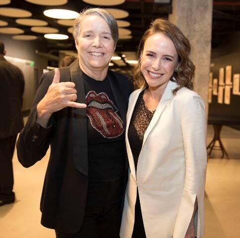 Paula Barreto e Fernanda Nobre