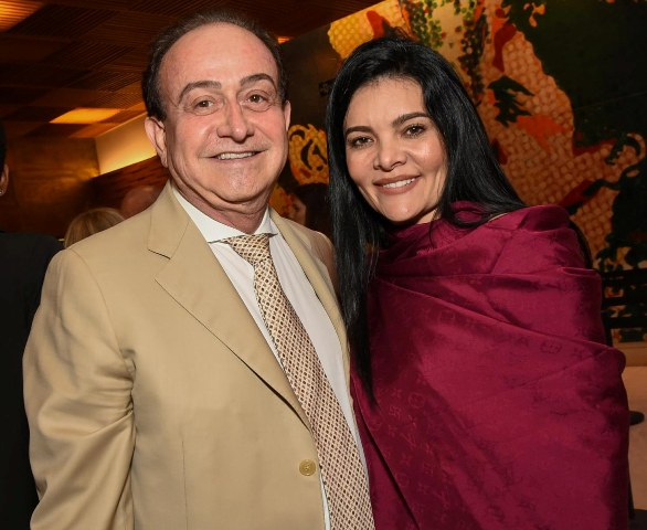 Eduardo Gomes de Azevedo e Shirley Aragão