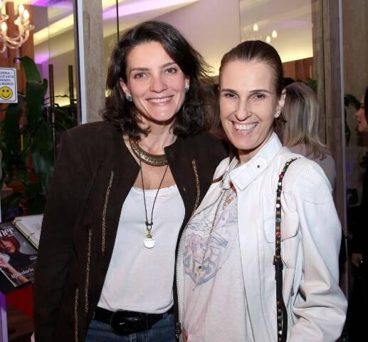 Malissa Januzzi e  Bebel Schmidt