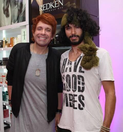 André Abreu e Bernard Massaud