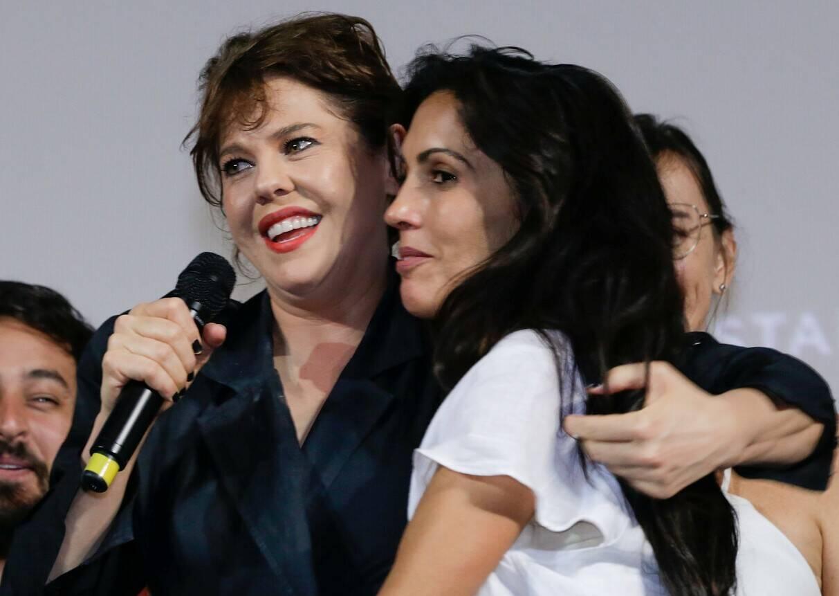 Bárbara Paes e Myra Babenco /Foto: Rogerio Resende