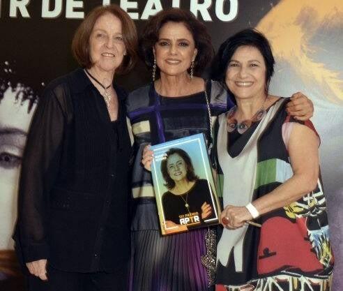 Norma Thiré, Marieta Severo e Maria Siman  /Foto: Cristina Granato