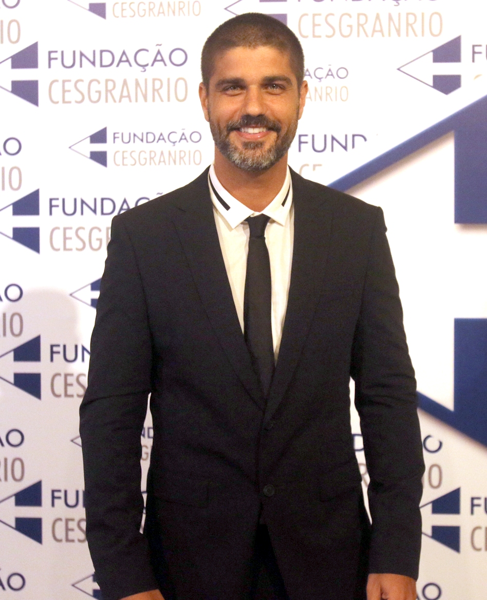 O ator Bruno Cabrerizo /Foto: Eny Miranda