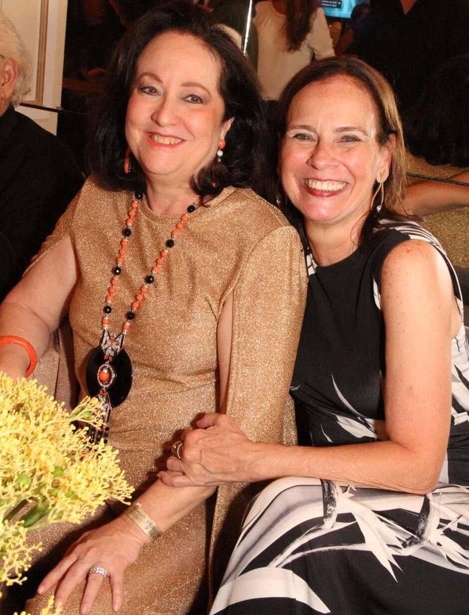 Beth Serpa e Teresa Calero /Foto: Veronica Pontes