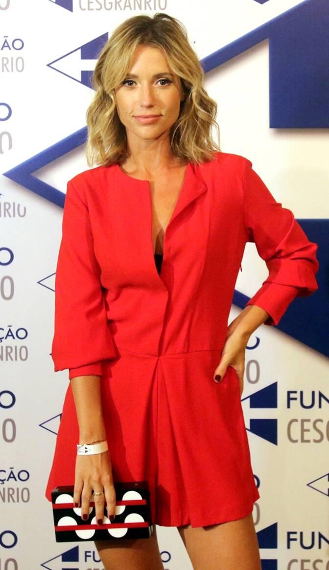 A atriz Juliana Didone /Foto: Eny Miranda
