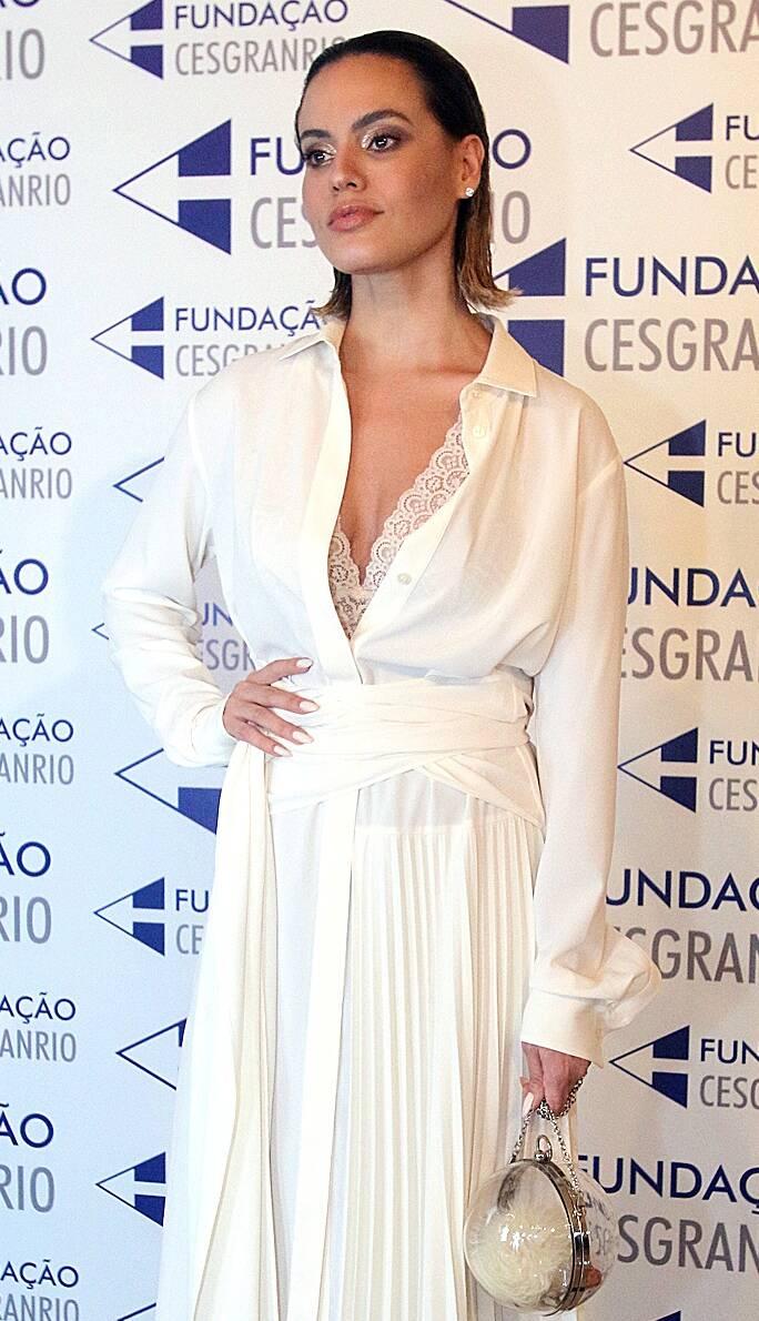 A atriz Letícia Lima /Foto: Eny Miranda