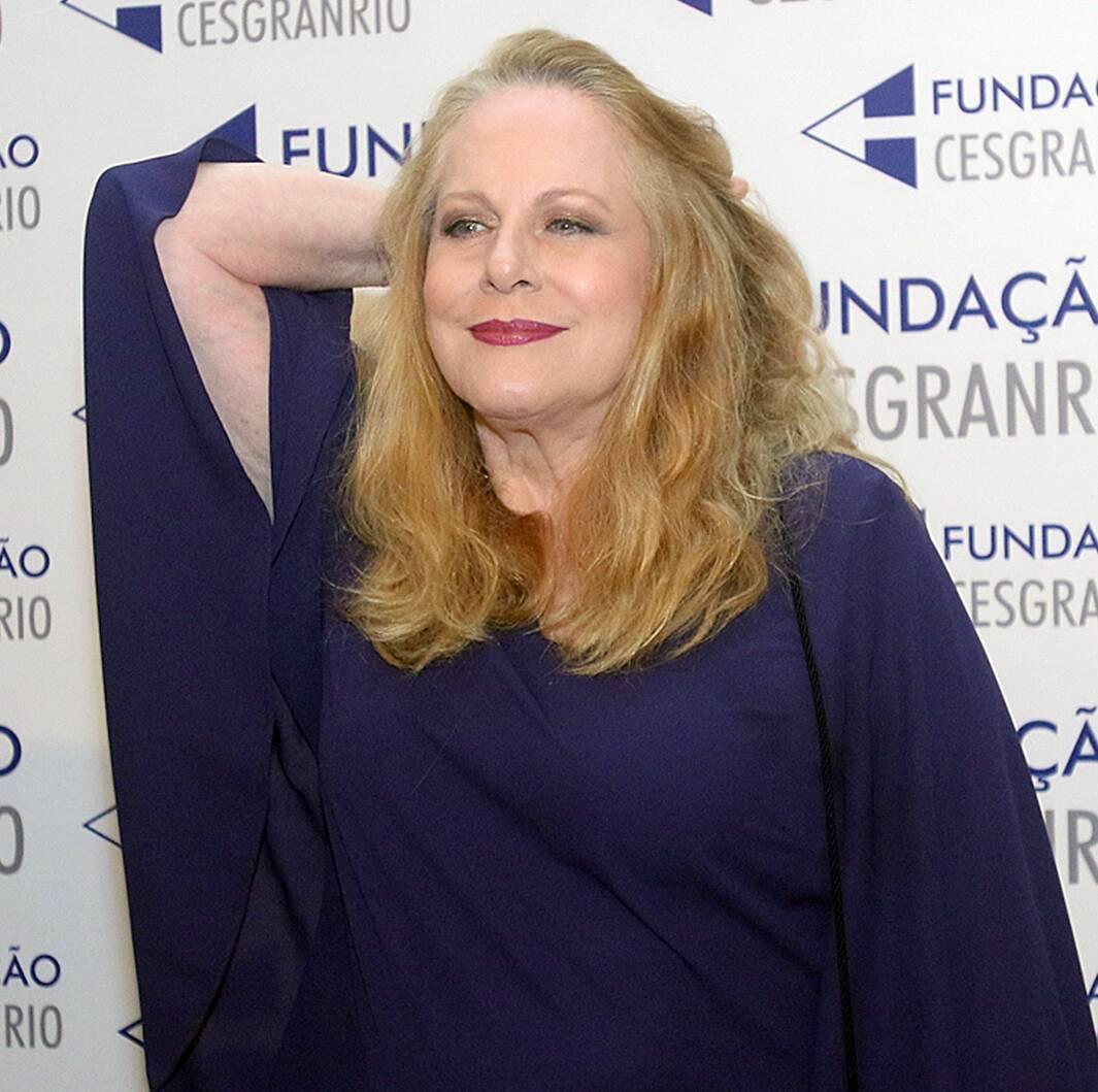 A atriz Lucinha Lins /Foto: Eny Miranda