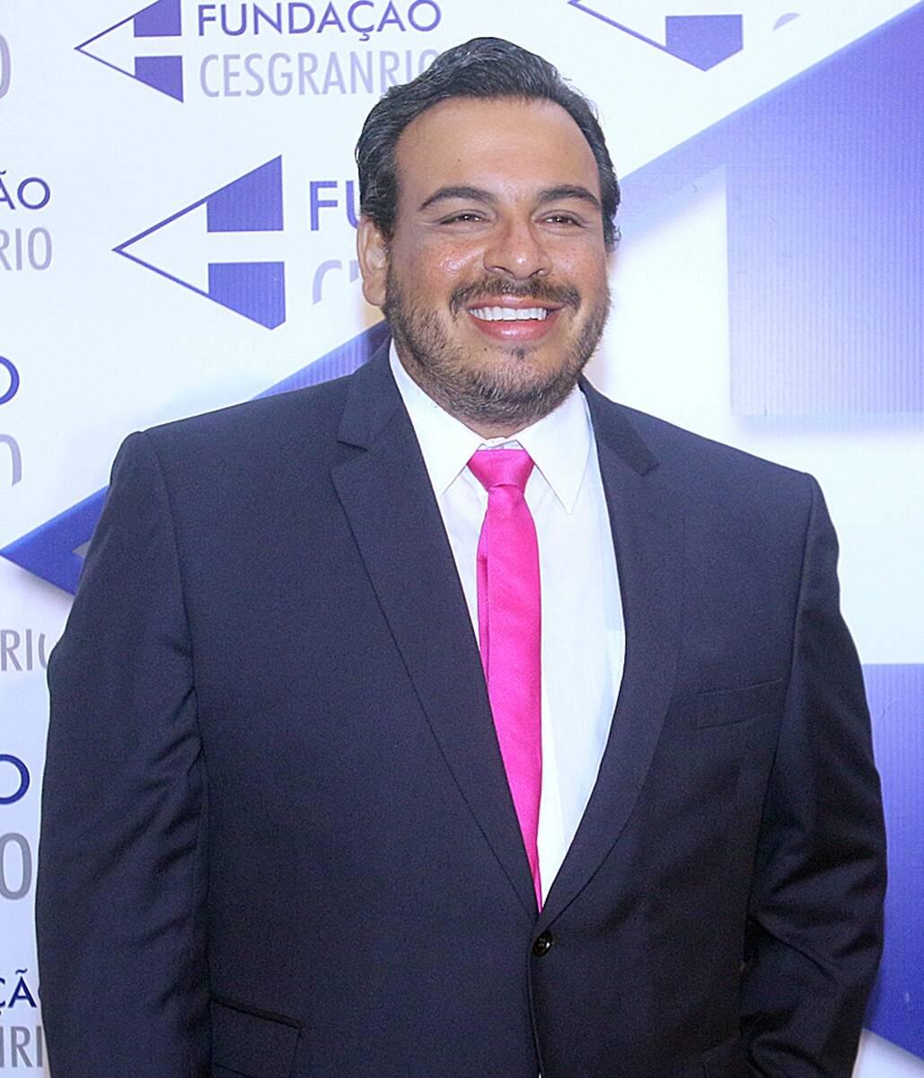O ator Luis Lobianco /Foto: Eny Miranda