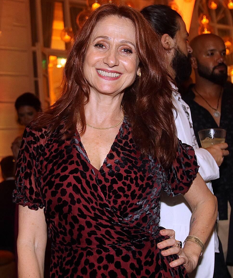 A atriz Zezé Polessa /Foto: Eny Miranda