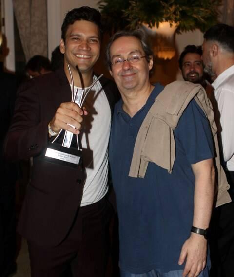 Armando Babaioff e Daniel Dantas