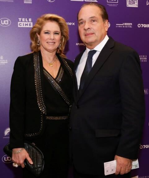Glória e Luiz Severiano Ribeiro