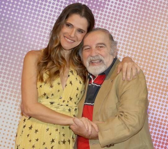 Ingrid Guimarães e Castrinho