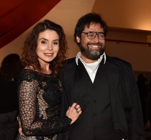 Françoise Forton e Eduardo Barata