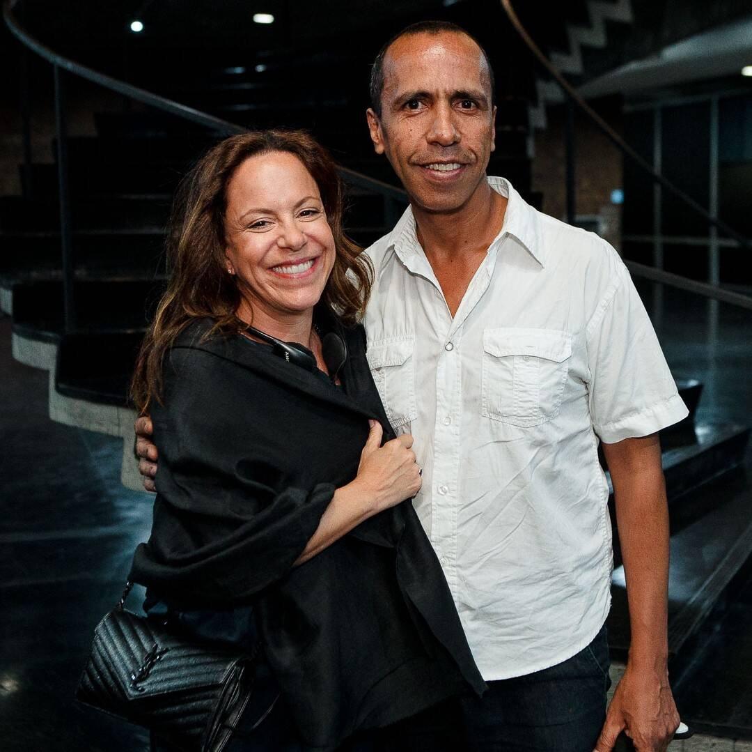 Bebel Gilberto e Ruben Cunha /Foto: Bruno Ryfer