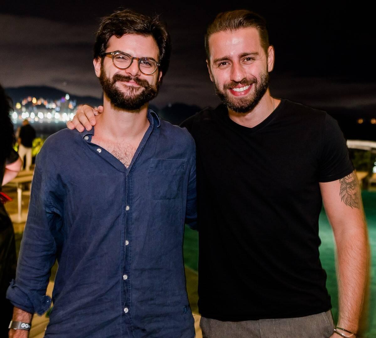 Pedro Koeler e Pedro Benoliel /Foto: Bruno Ryfer