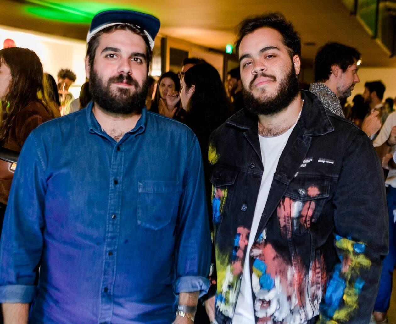 Rafael Di Celio e Francisco Gil /Foto: Bruno Ryfer