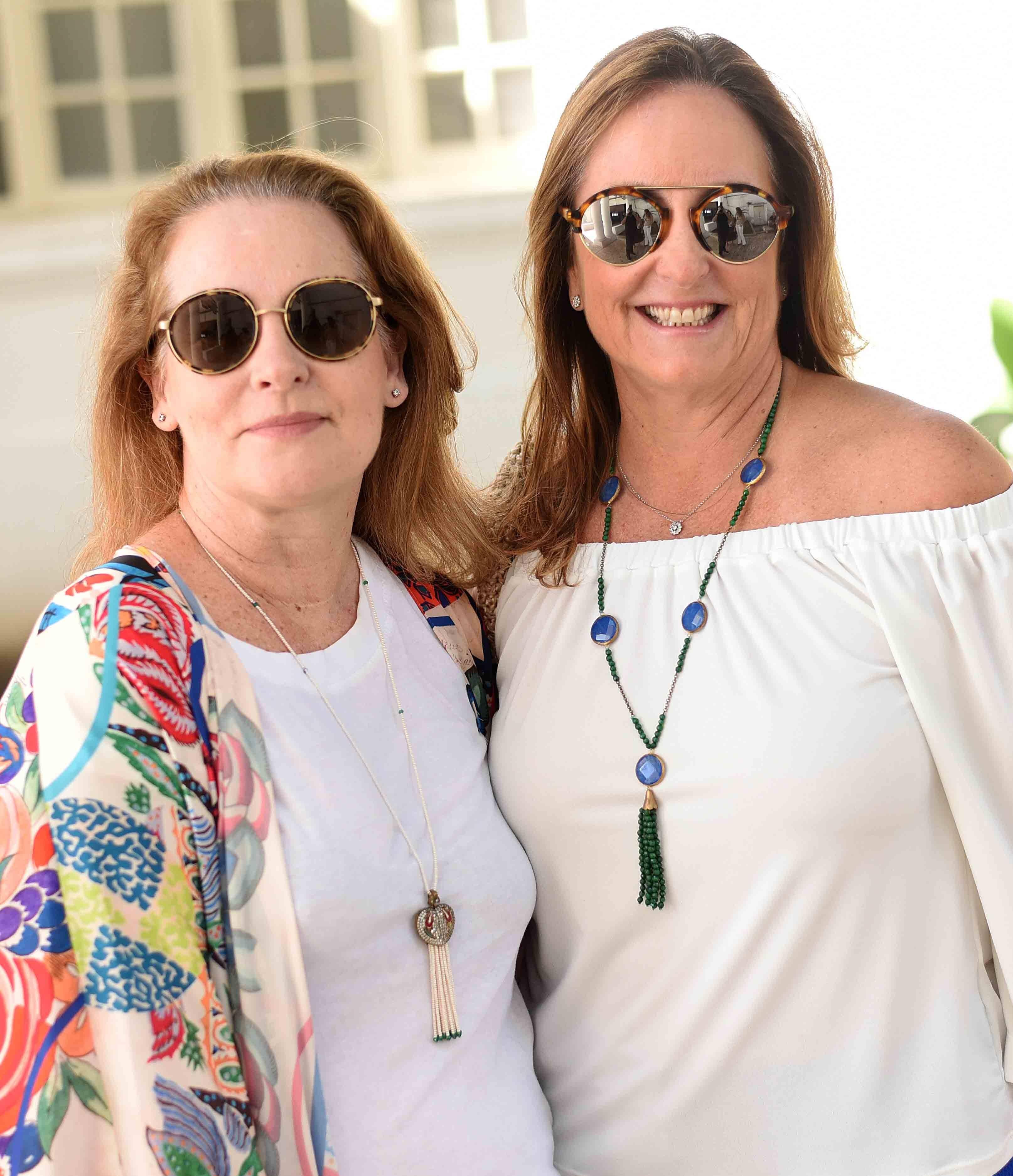 Bia Mayrinck e Tiana Meggiolaro /Foto: Ari Kaye
