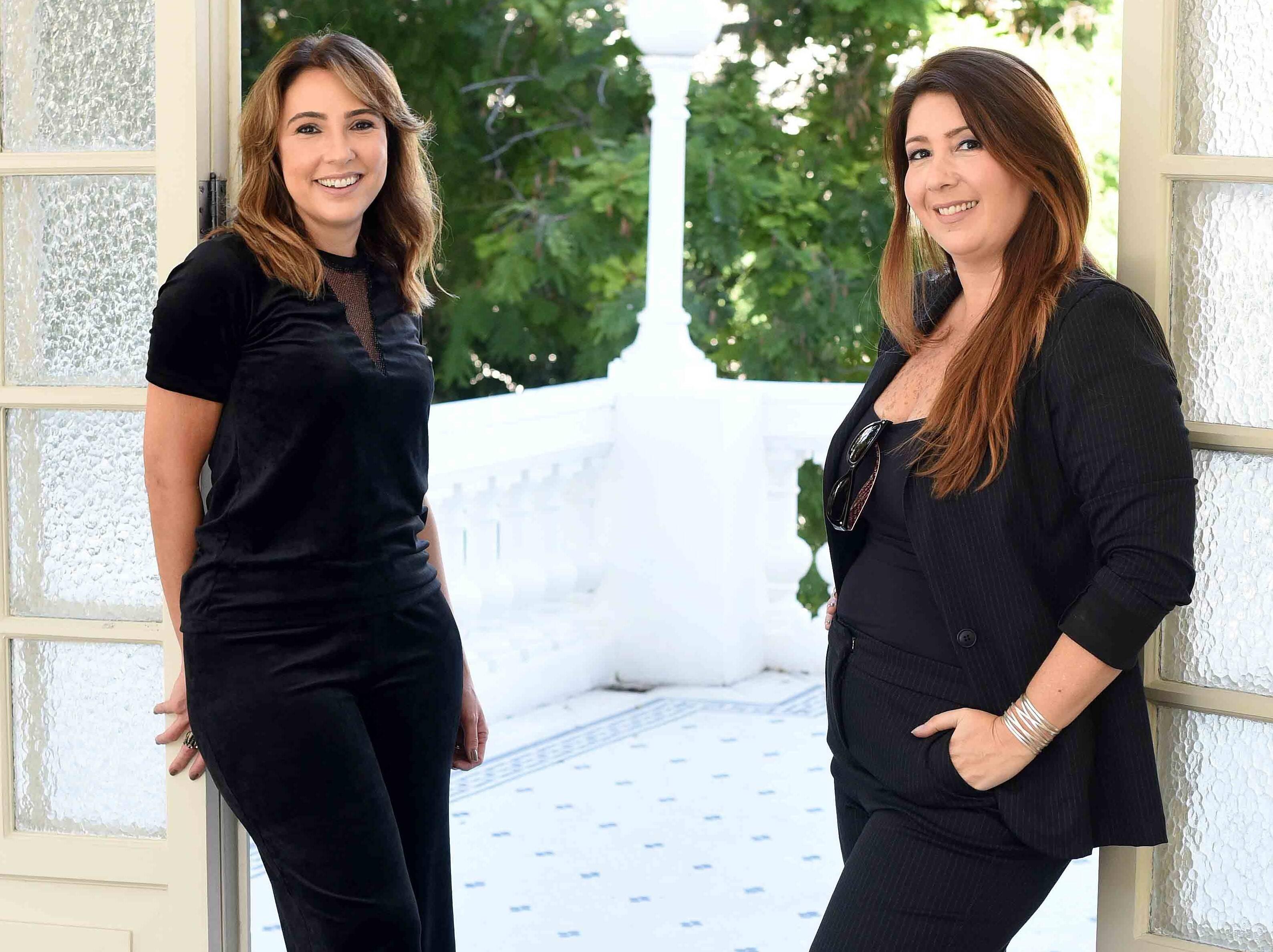 Claudia Pimenta e Patricia Franco /Foto: Ari Kaye
