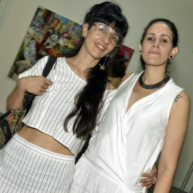 Leandra Espirito Santo e Patricia Toscano/Foto: Cristina Granato