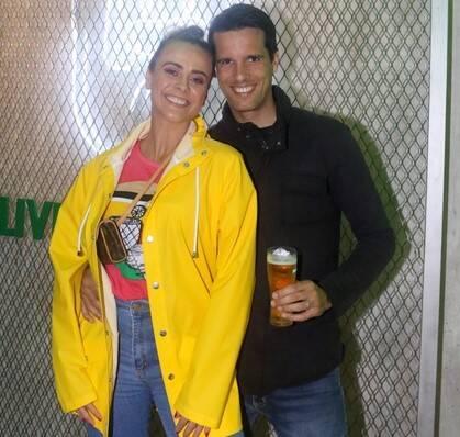 Juliana Silveira e João Vergara  /Foto: Reginaldo Teixeira
